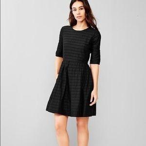 Gap Designed and Crafted Black Eyelet Dress - 4